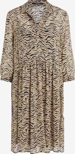 SET Kleid in beige / schwarz, Produktansicht