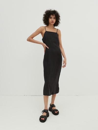 EDITED Kleid 'Layla' in schwarz, Modelansicht