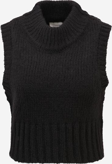 Vila Petite Pullover 'Nelle' in schwarz, Produktansicht