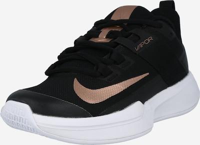 NIKE Αθλητικό παπούτσι 'Court Vapor Lite' σε μπρονζέ / μαύρο, Άποψη προϊόντος