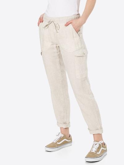BRAX Pantalon cargo 'STYLE.MAREEN' en marron, Vue avec modèle