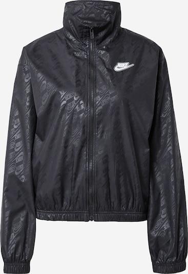 Nike Sportswear Veste mi-saison en noir, Vue avec produit