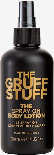 The Gruff Stuff Lotion in transparent: Frontalansicht