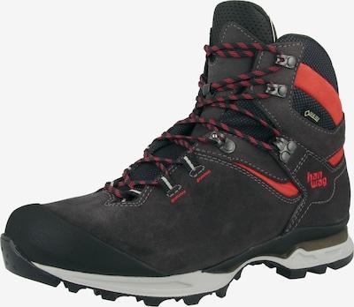 HANWAG Boots ' Tatra Light GTX ' in de kleur Grijs / Oranjerood, Productweergave