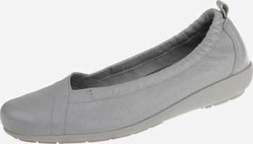 Natural Feet Ballet Flats 'Polina' in Grey