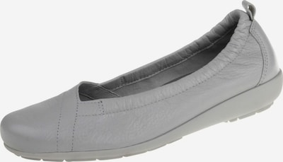 Natural Feet Slipper 'Polina' in grau, Produktansicht
