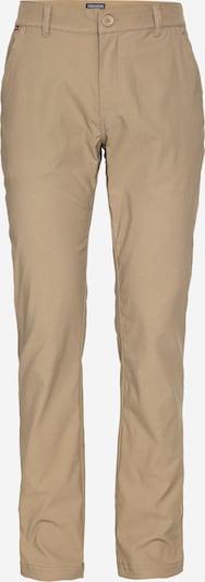 CRAGHOPPERS Pantalon de sport 'NL Santos' en kaki, Vue avec produit