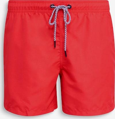 ESPRIT Shorts de bain en rouge sang, Vue avec produit