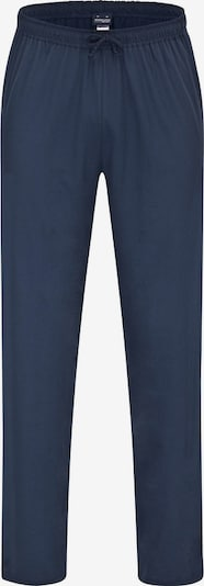 SANETTA Pyjama lang in de kleur Blauw / Donkerblauw, Productweergave