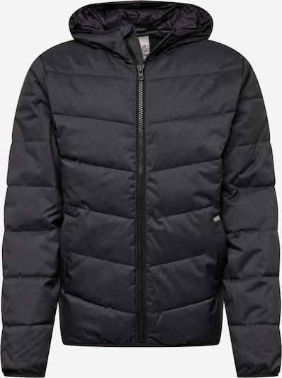 !Solid Jacke in anthrazit, Produktansicht