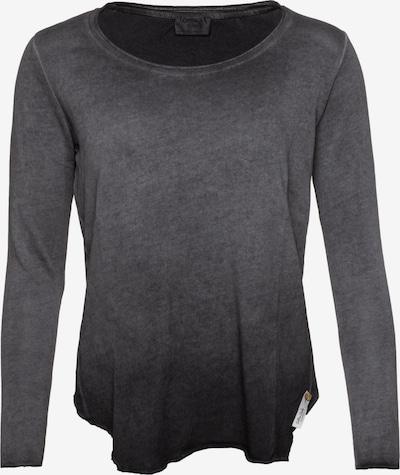 Cotton Candy Langarmshirt 'Ava' in schwarz, Produktansicht