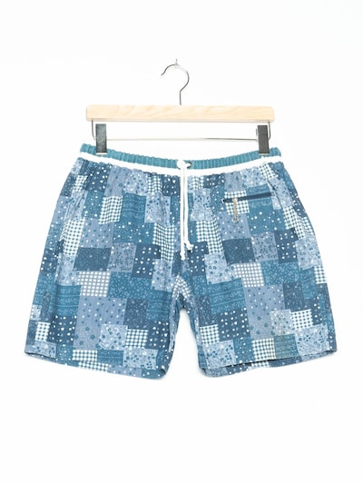 Le Frog Boardshorts in S-M in marine, Produktansicht