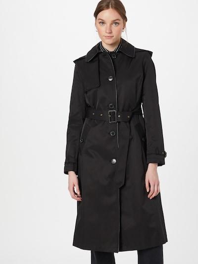 Lauren Ralph Lauren Tussenmantel in de kleur Zwart, Modelweergave