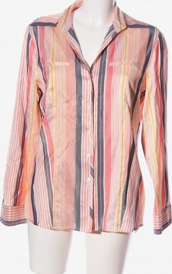JOBIS Hemd-Bluse in XL in creme / lila / pink, Produktansicht