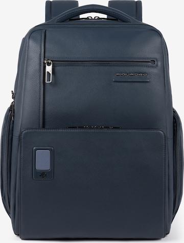 Piquadro Laptoptasche in Blau