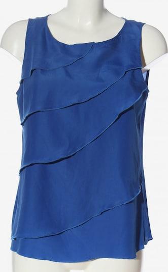 Ann Christine ärmellose Bluse in M in blau, Produktansicht