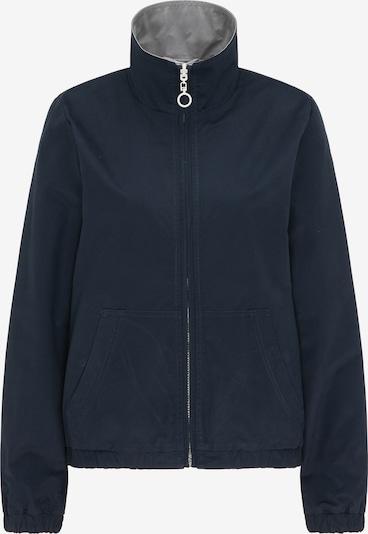 DreiMaster Maritim Jacke in blau / grau, Produktansicht