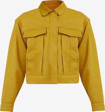 Finn Flare Jeansjacke in senf, Produktansicht