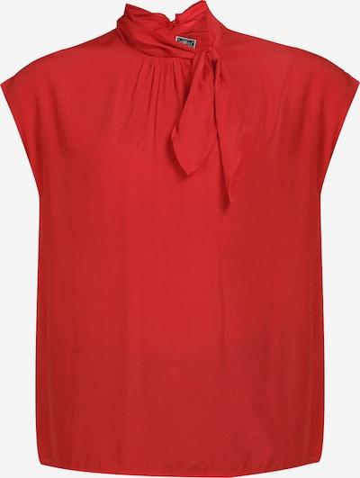 DreiMaster Maritim Bluse in hellrot, Produktansicht