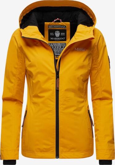 MARIKOO Jacke in gelb, Produktansicht