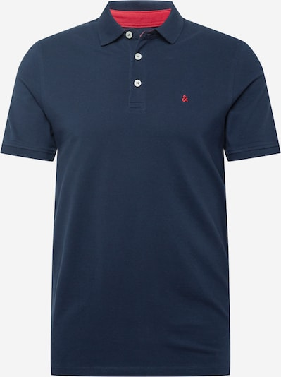 JACK & JONES Poloshirt 'Paulos' in navy, Produktansicht