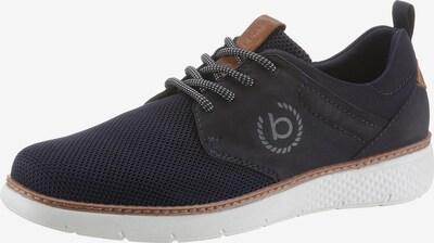 bugatti Sneaker in navy / karamell, Produktansicht