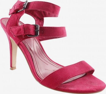 ZARA Riemchenpumps in 38 in Pink