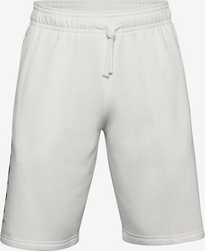 UNDER ARMOUR Shorts in schwarz / weiß, Produktansicht