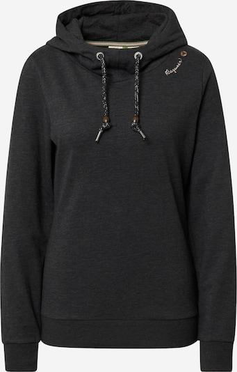 Felpa 'FLORA' Ragwear di colore nero, Visualizzazione prodotti