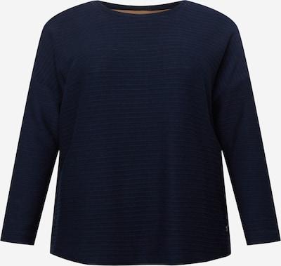 MY TRUE ME Shirt in marine, Produktansicht