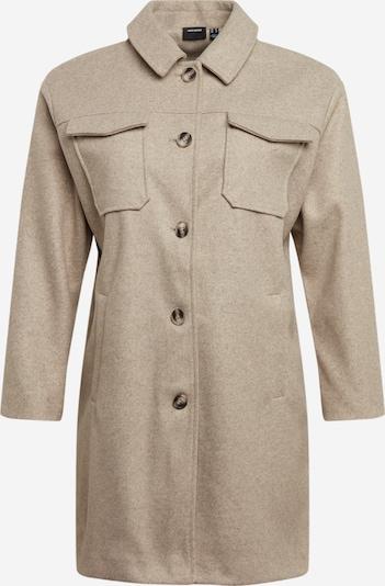 Vero Moda Curve Overgangsfrakke i beige, Produktvisning