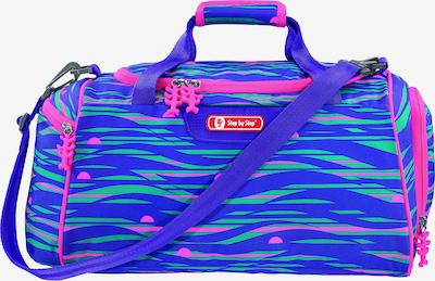 STEP BY STEP Sporttasche in blau / mischfarben, Produktansicht