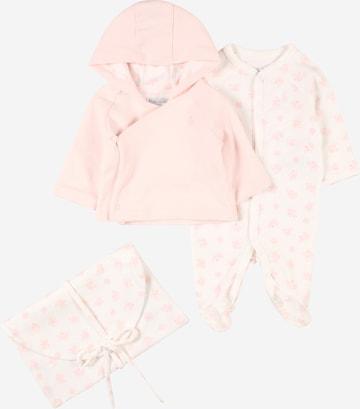 Polo Ralph Lauren Komplekt, värv roosa