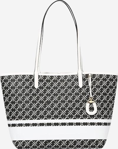fekete / fehér Lauren Ralph Lauren Shopper táska 'COLLINS', Termék nézet