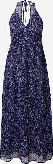 Superdry Kleid 'MARGAUX' in dunkelblau / weiß, Produktansicht