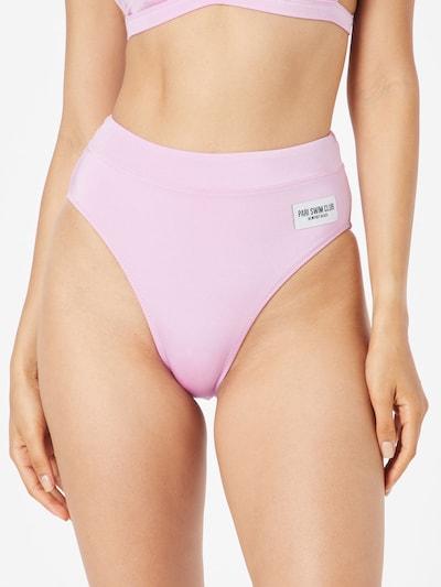 PARI Bikinové nohavičky 'SWIM CLUB' - fialová, Model/-ka