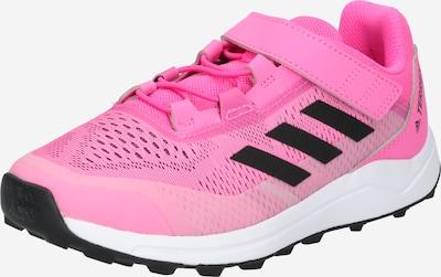 ADIDAS PERFORMANCE Chaussures basses en rose / noir, Vue avec produit