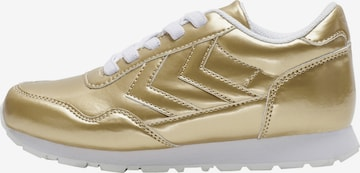 Hummel Sneaker in Gold