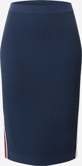 MICHAEL Michael Kors Rock in dunkelblau / rot / weiß, Produktansicht