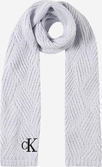 Calvin Klein Jeans Scarf in Opal / Black, Item view