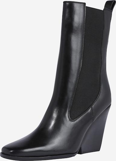 """""""Chelsea"""" batai iš BRONX, spalva – juoda, Prekių apžvalga"""
