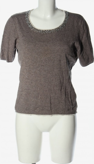 Mariposa Strickshirt in XL in braun, Produktansicht