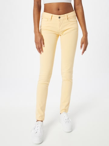 Pepe Jeans Jeans 'Soho' in Geel