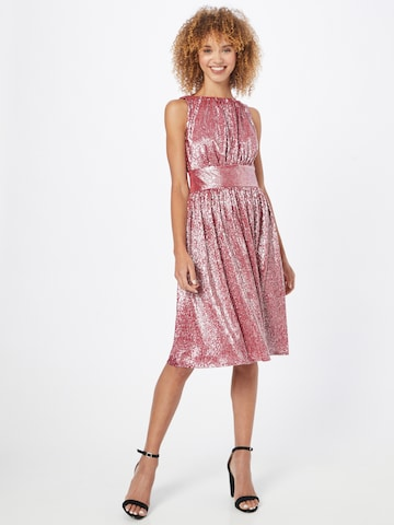 SWING Cocktail Dress in Pink