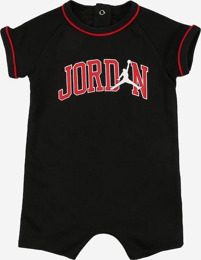 Jordan Overall in rot / schwarz / weiß, Produktansicht