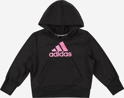 Felpa sportiva ADIDAS PERFORMANCE di colore rosa / nero, Visualizzazione prodotti