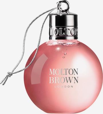 Molton Brown Shower Gel 'Festive Bauble Rhubarb & Rose' in