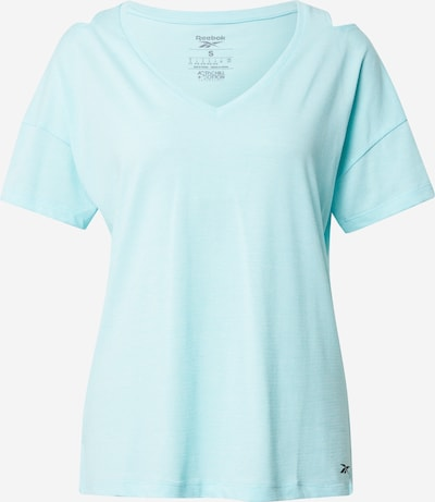 REEBOK Koszulka funkcyjna w kolorze lazurm, Podgląd produktu