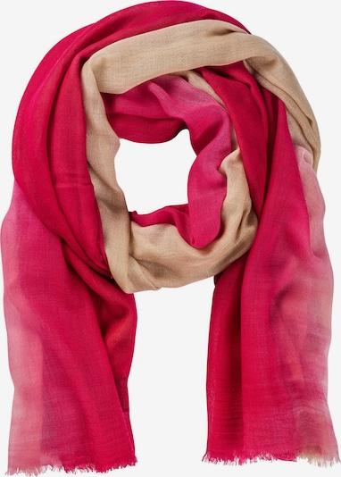 HALLHUBER Schal in braun, Produktansicht