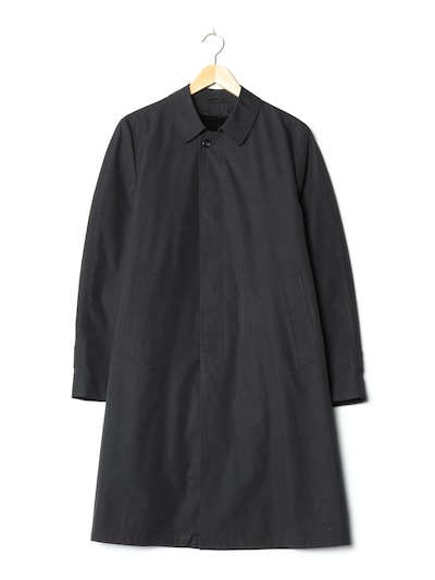 Alligator Jacket & Coat in M-L in Black, Item view